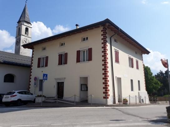 Canonica e chiesa