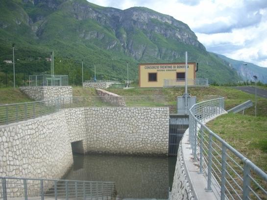 Impianto idrovoro