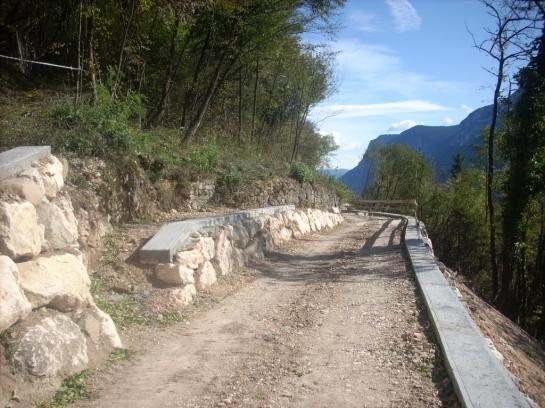 Strada agricola