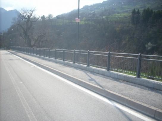 Allargamento via Borgo