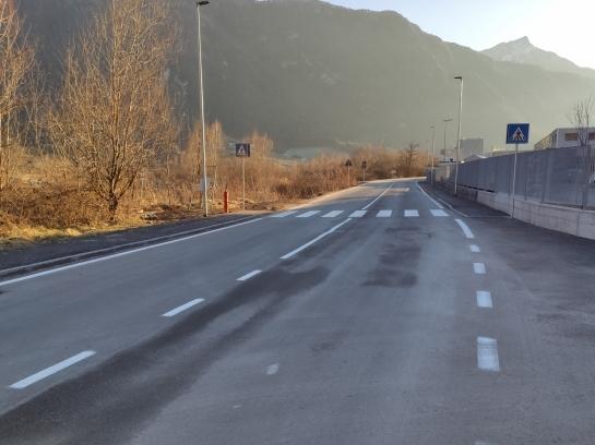 Strada Via dei Campi