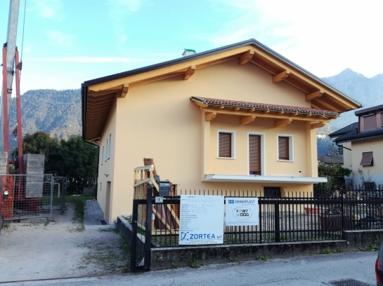 Casa d'abitazione